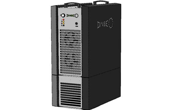 Schweißstromquelle PI 270 HW mit optionalem Kühlmodul